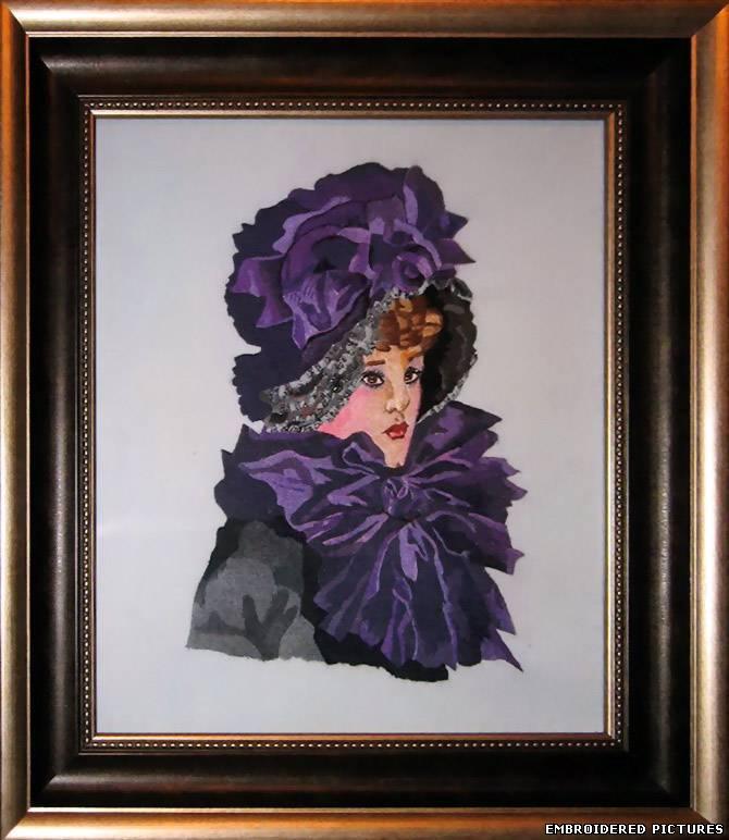 Вышивка галерея вышитых картин